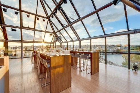Intérieur - Rooftop Grenelle