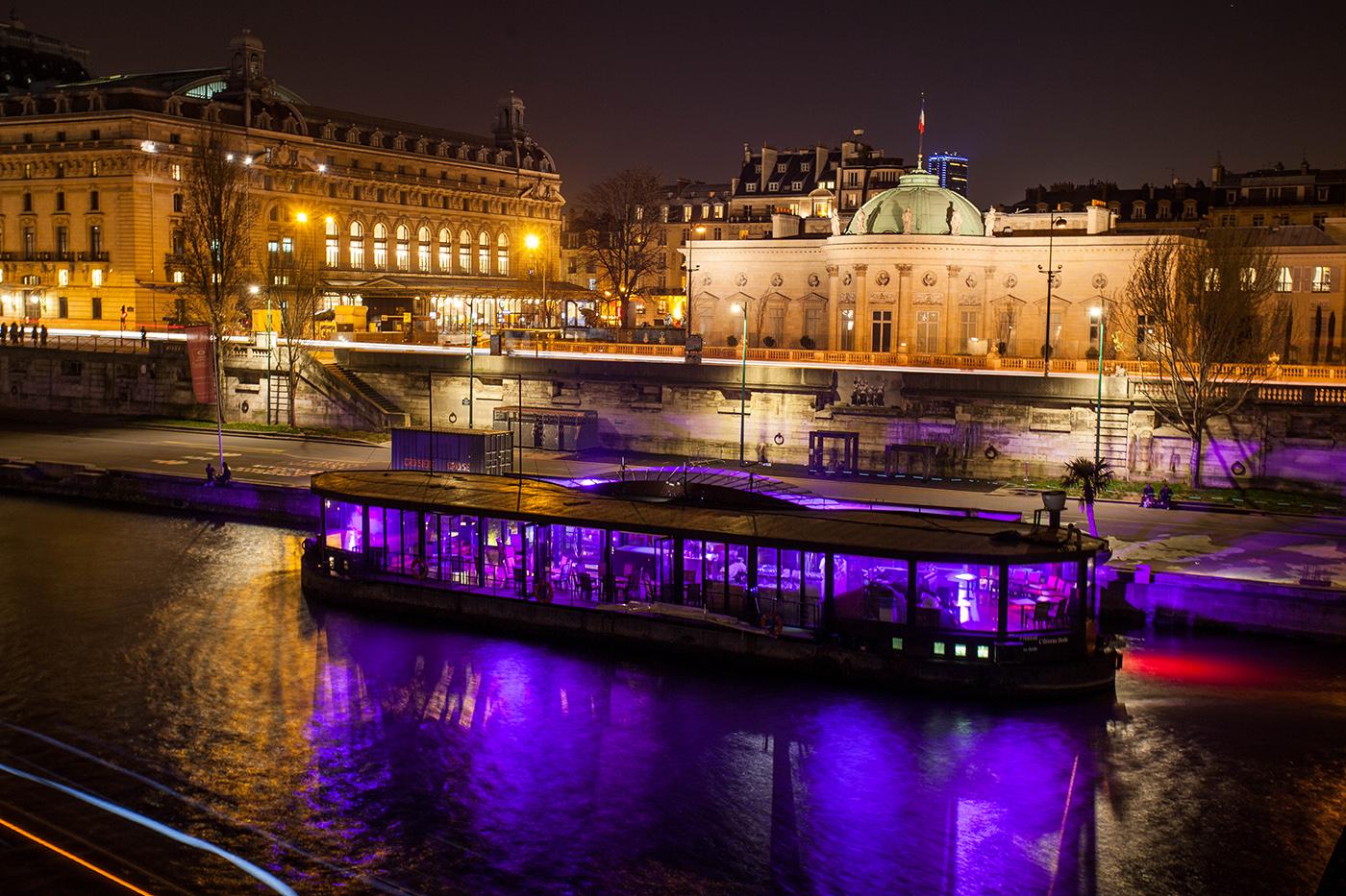 Privatisation le quai paris 7eme for Exterieur quai