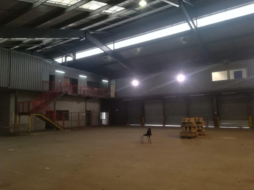 Le Hangar de La Villette
