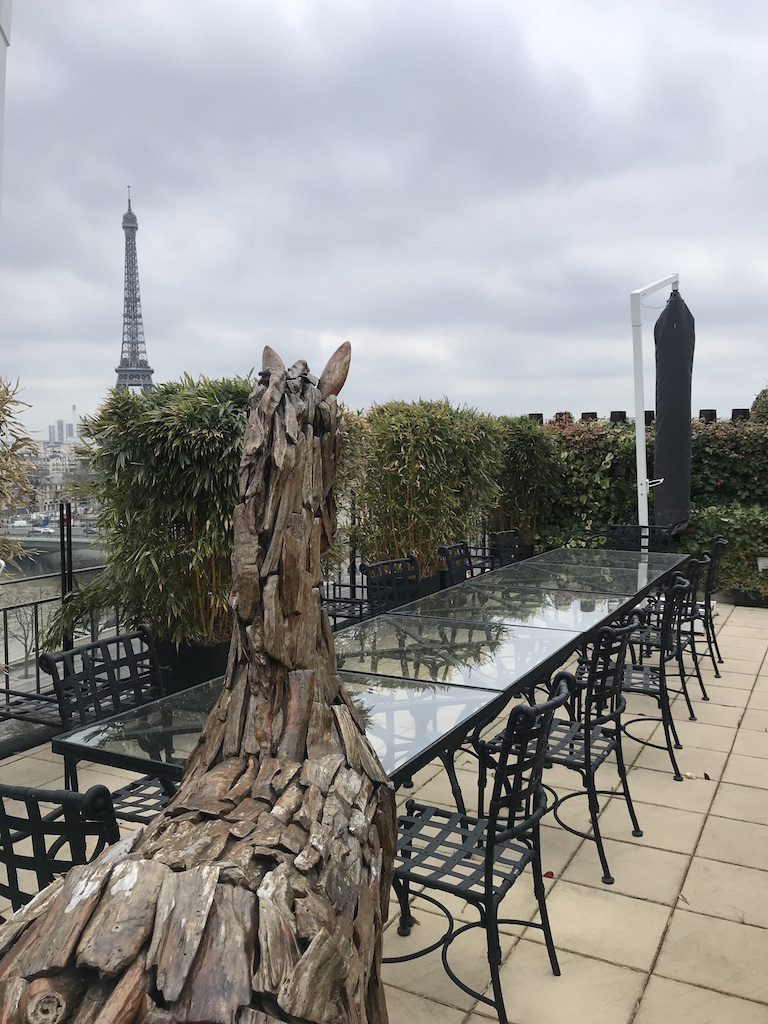 Privatisation Rooftop - Champs de Mars
