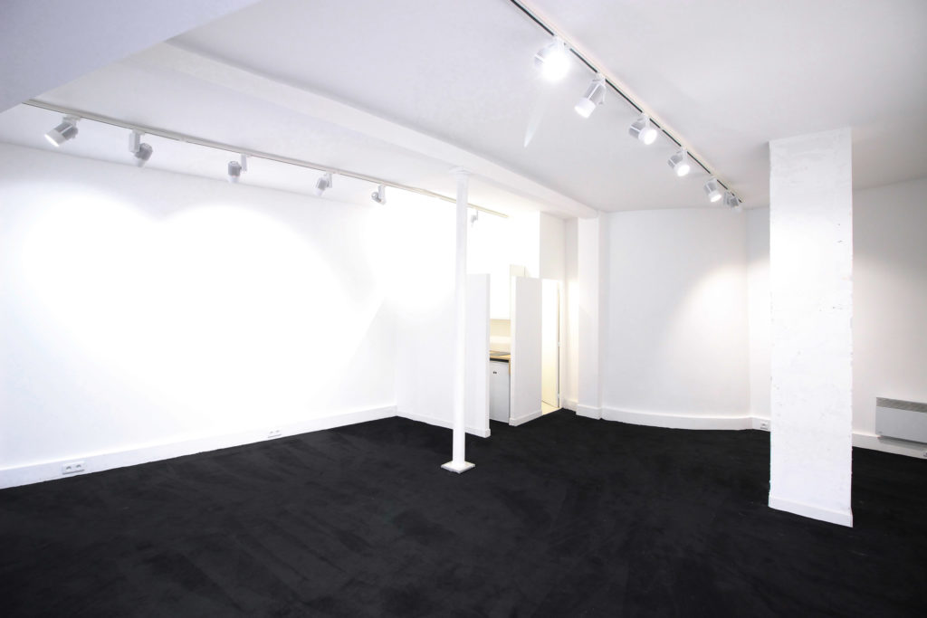 Privatisation Galerie Joseph - Showroom Turenne Charlot