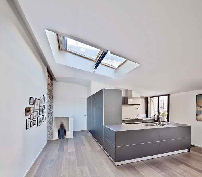 Loft Beaumarchais Vosges