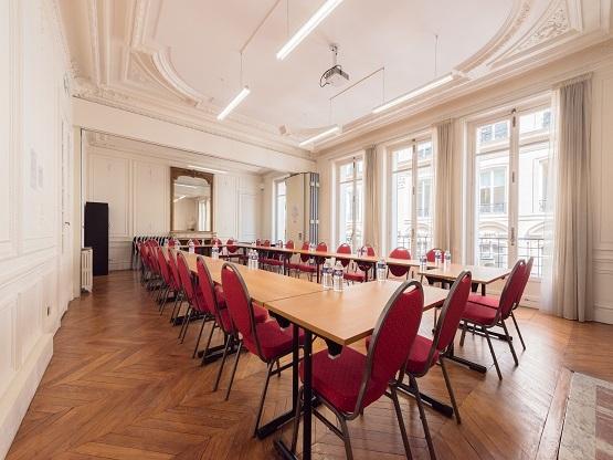 Privatisation Location Les Grandes Salles Paris 8eme Le Site