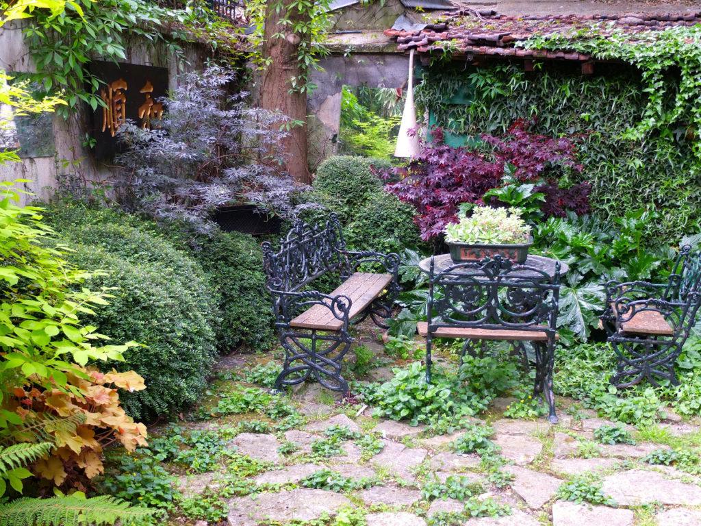 Privatisation location le jardin parisien paris 16eme for Jardin 16eme