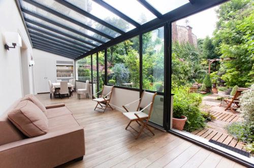 jardin parisien