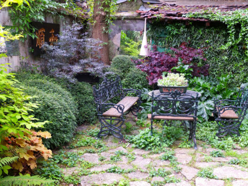 jardin parsien