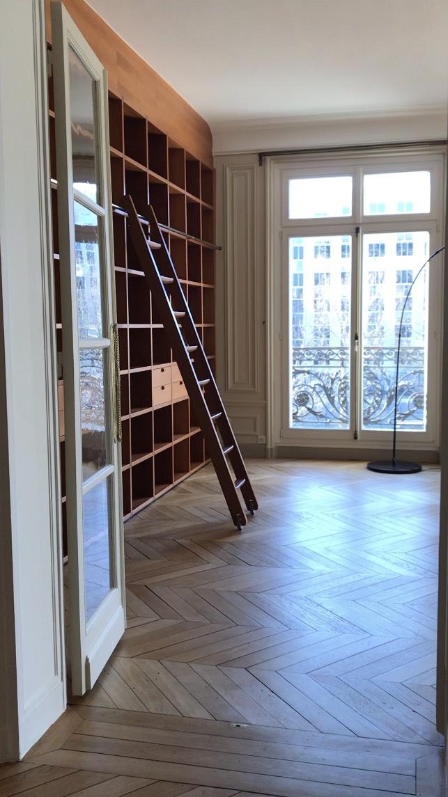 L'Appartement Haussmannien, Paris 16ème
