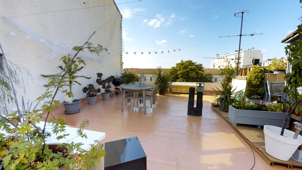 le rooftop d'irma