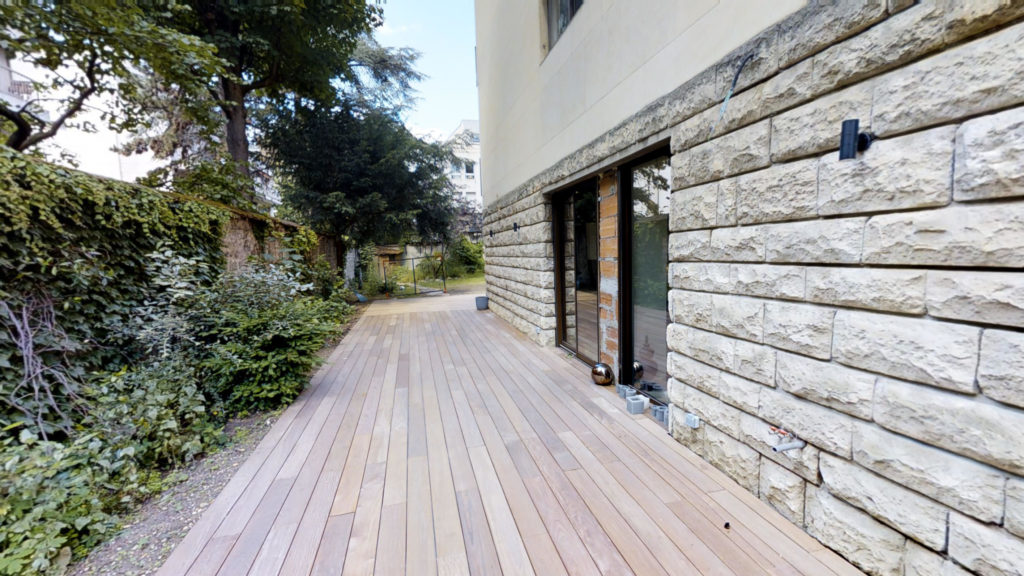 la villa avec jardin d'adeline