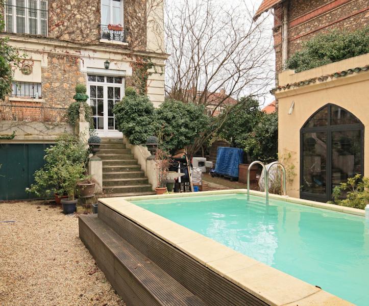 Privatisation location la maison avec piscine d 39 anne for Piscine de chatillon