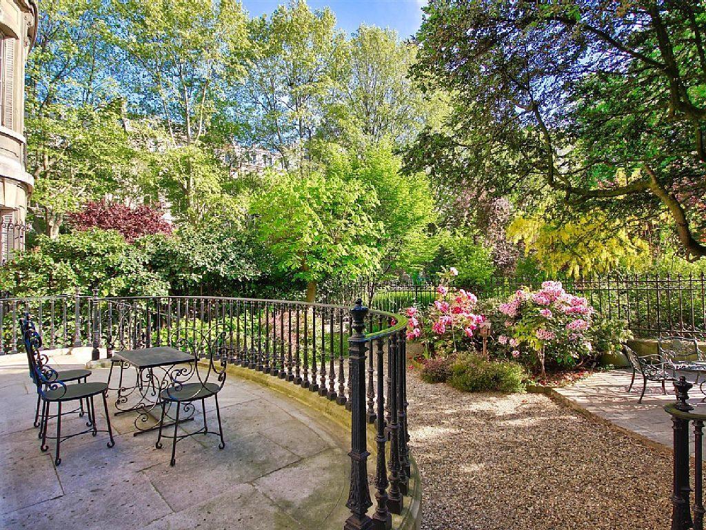 L'appartement avec jardin de Mathilda