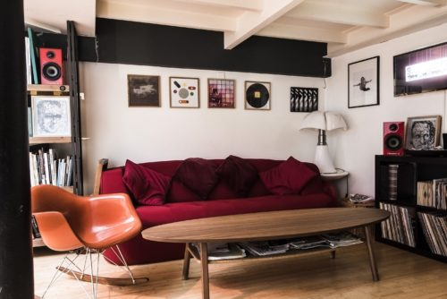 Le Loft Contemporain de Stephen