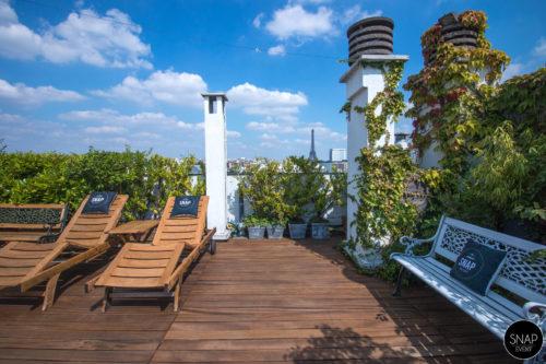 Le Rooftop de Jasmin