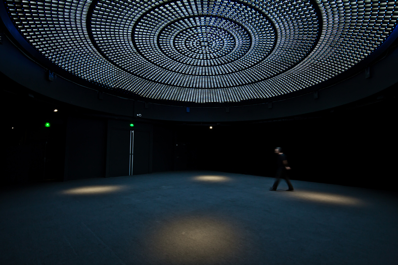 dôme de l'espace napoléon