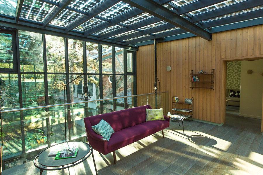 loft avec jardin de Frédérique