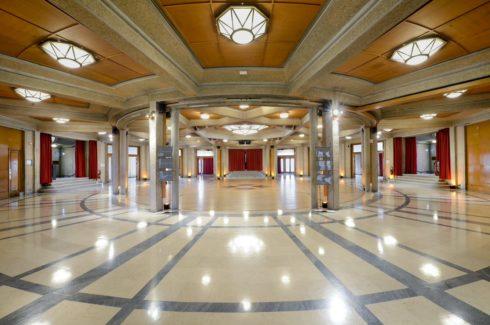 Palais des congrés