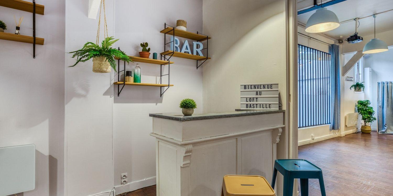Loft Bastille - Bar