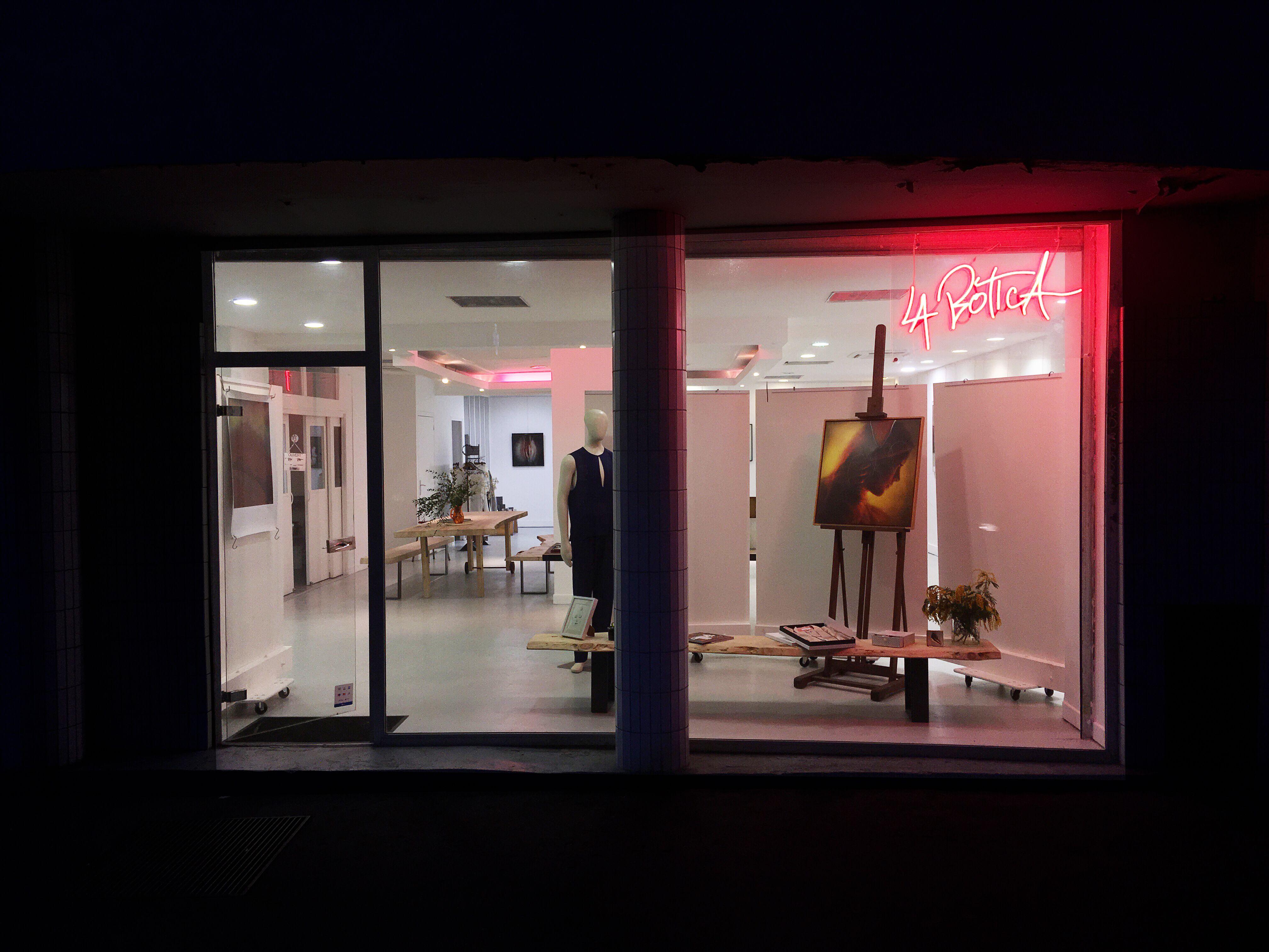 Concept Store - Vitrine