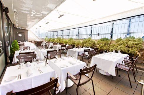 Restaurant Champs-Elysées - Terrasse