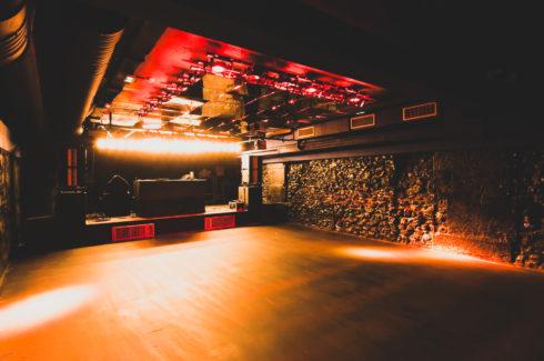 Le Sacré - Salle Club