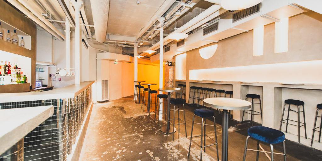 Salle Cocktail - Sacré