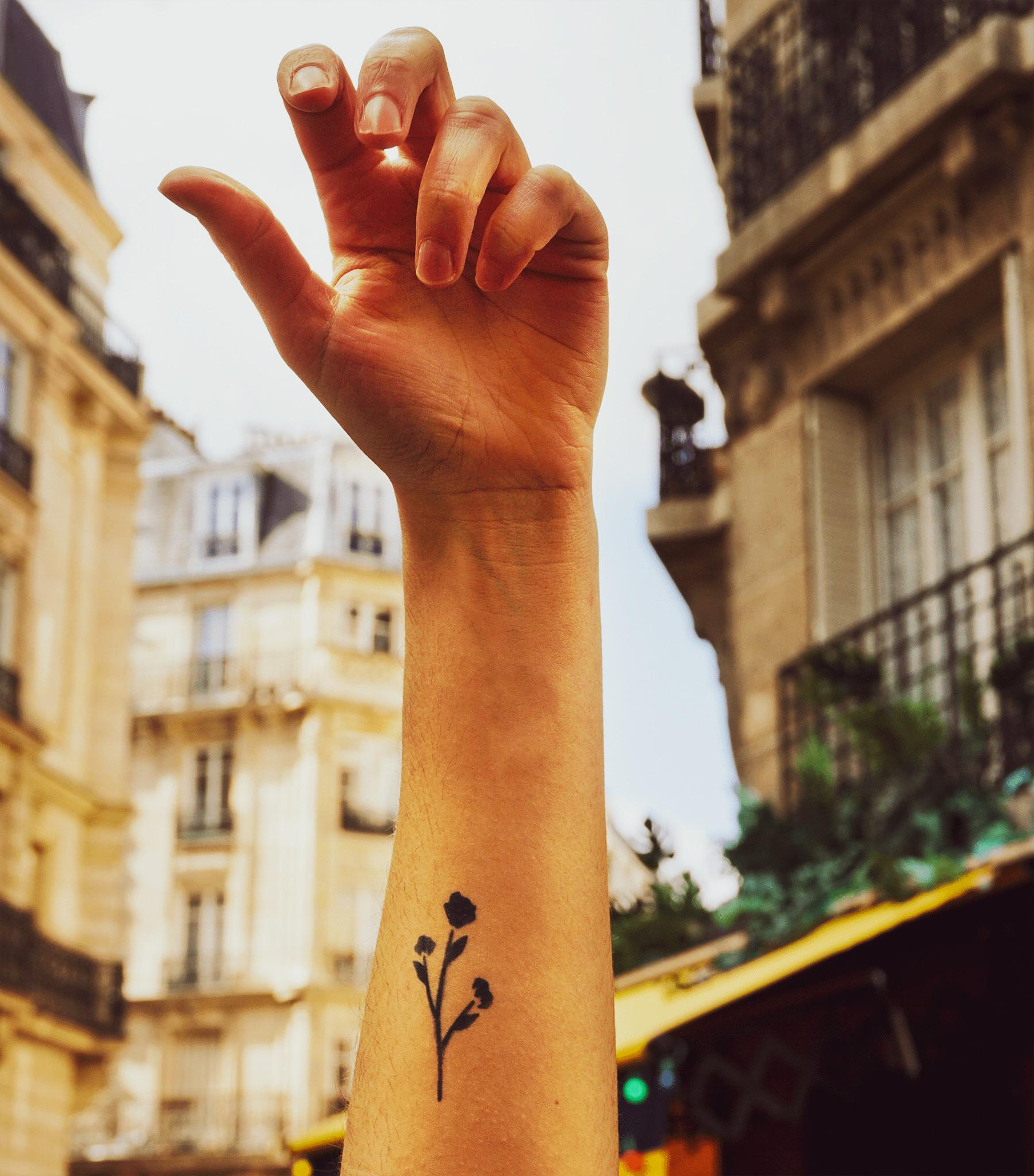 Exemple tatouage