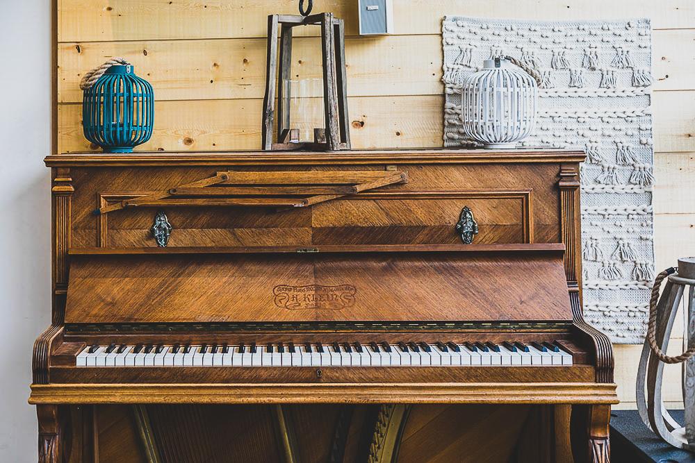 Piano - Guinguette