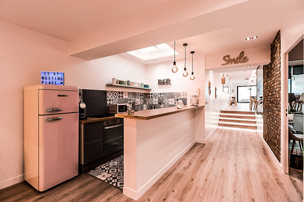Espace Cuisine/Bar