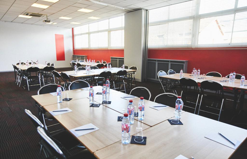 Salle Réunion - Bureau Saint-Ouen