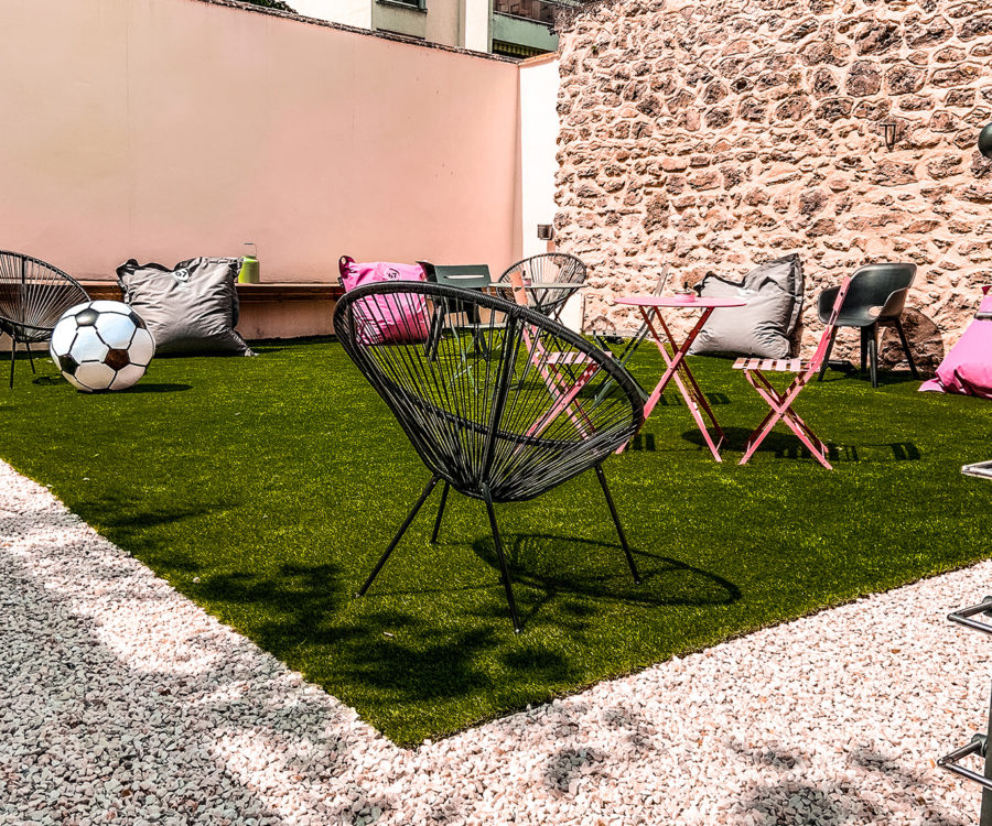 Jardin - Espace Professionnel