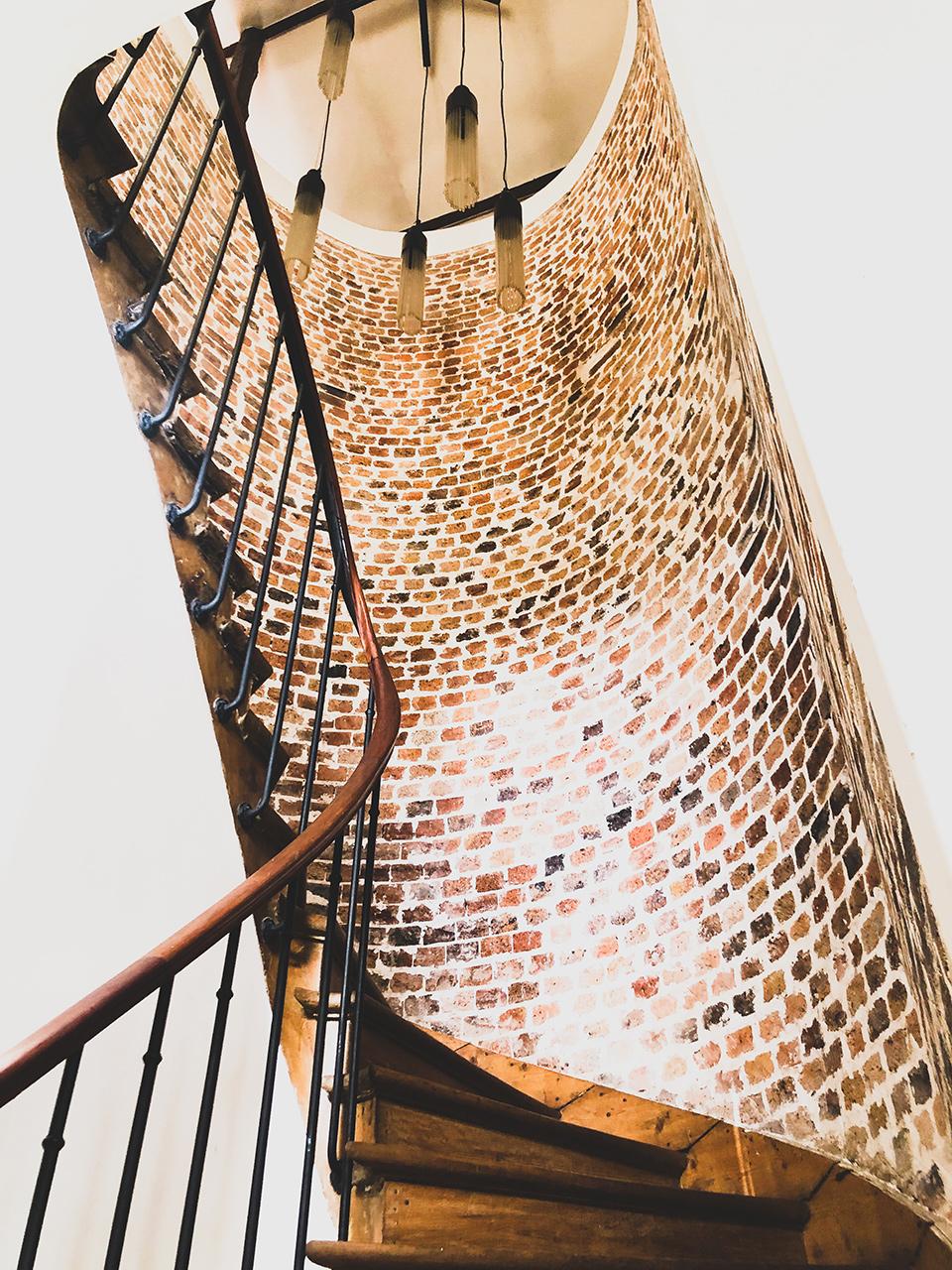 Escaliers - Loft Charonne