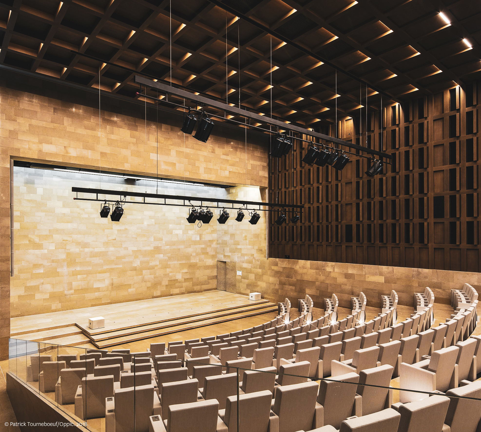 Auditorium - Pavillon Exception