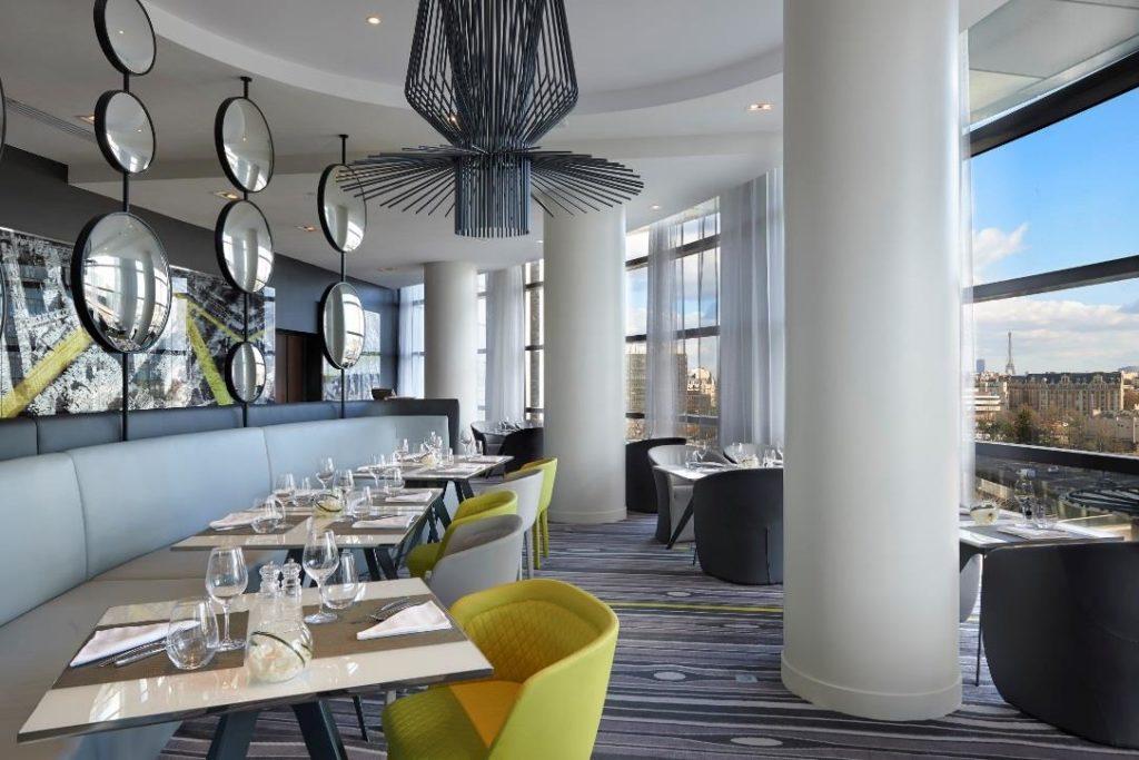 Restaurant Le Miroir - Mélia