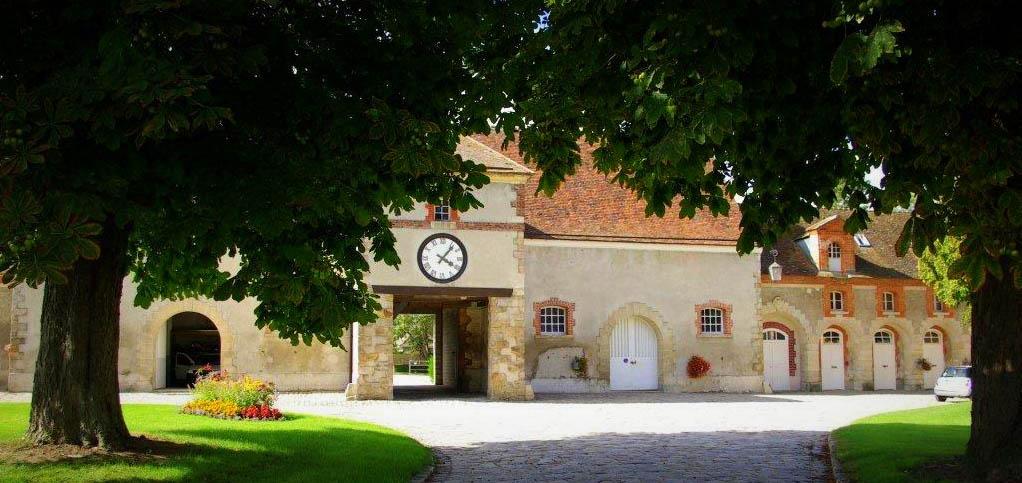 chateau de Grosbois