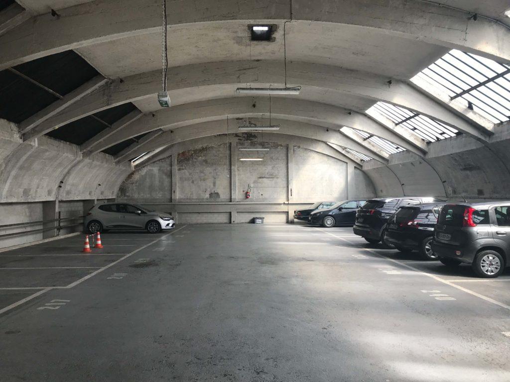parking saint ambroise