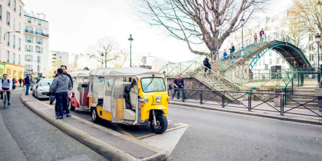 tuktuk paris