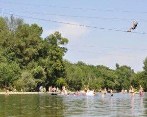 Ardèche camp