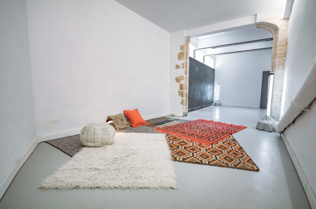 espace showroom