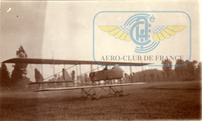 Location Aéro-Club de France