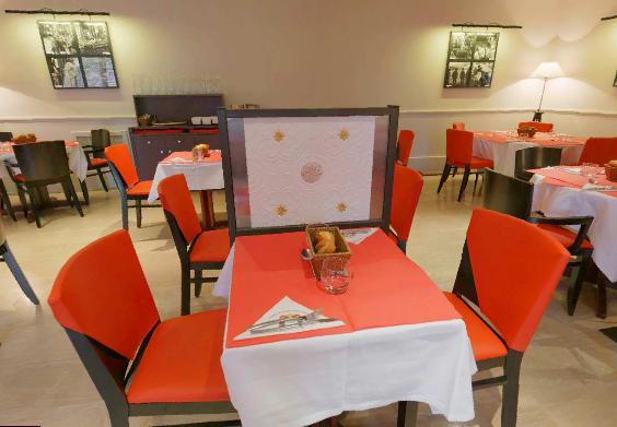 Cercle National des Armées - Restaurant La Petite Carte