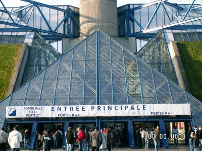 Location Palais Omnisports de Paris Bercy