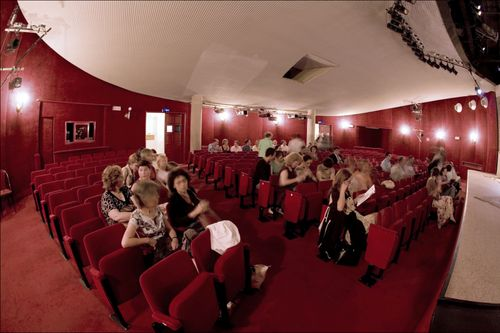 Location Du Theatre De Paris Et Petit Theatre Paris 9eme